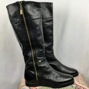 JOHNSON & MURPHY💜 SZ 8 SOFT LEATHER BOOT